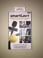 Rode SmartLav Plus, Lavalier Condenser Microphone for Smart-phones