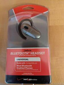 Verizon Jabra Universal Bluetooth Headset Earpiece VBT185Z