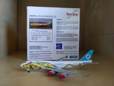 AeroSur Boeing 747-400   1:500 scale model by Herpa