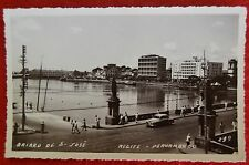 Photo Postcard allusive the neighborhood of St. Joseph / Recife - Pernambuco / B