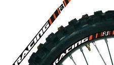 BLACKBIRD KIT STRISCE CERCHI 21' 19' MOTO CROSS ENDURO RACING KTM EXC 2008-2011