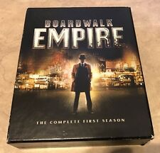Boardwalk Empire Complete First 1 Season 5 Blu-ray box set w/ slip cover