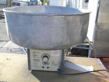 CANDY FLOSS OR COTTON CANDY MACHINE, 115 V, BIG HOPPER,