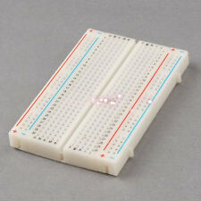 1pc Mini Solderless Bread board 400 Contacts Available Test Develop G0