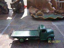 Original Vintage Dinky Toys die cast metal fordson flatbed work truck
