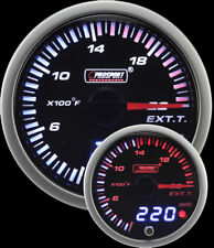 Prosport 52mm JDM EGT Gauge