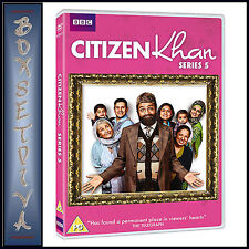 CITIZEN KHAN - COMPLETE SERIES 5 -FIFTH SERIES **BRAND NEW DVD***