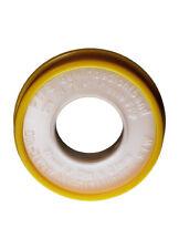 PTFE Gewindeband FRp, Teflon Dichtband 12mm x 0,1mm, 5 Rollen a` 12m NEU