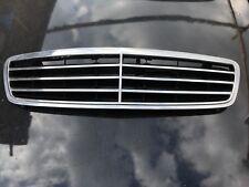 2004 Mercedes C220 2.2 CDi 4DR capot avant chromee Calandre Grill A2038800223