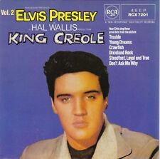 "ELVIS PRESLEY - King Creole  EP 7"" 45"