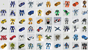 Transformers Legend Legion Class Small Toy Figures ~ Autobots & Decepticons