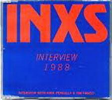 Inxs, Interview 1988, NEW/MINT CD single