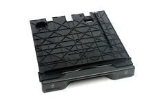 05-08 Audi A4 S4 B7 Rear Armrest Cup Holder Black 8E0885995C OEM