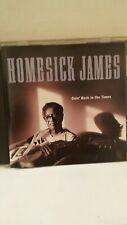 Homesick James Goin' Back In Times Cd 1994 Earwig Music 11 track blues Mint