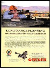 2005 RUGER M77 Mark II Target Rifle AD Long Range Planning