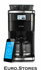 Plus intelligent app basé machine à café avec broyeur Wi-Fi véritable nouveau meilleur cadeau