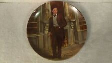 Knowles Gone with the Wind Collector Plate Rhett Butler