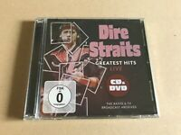GREATEST HITS LIVE (CD+DVD)  by DIRE STRAITS  Compact Disc Double  1149052