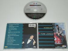 TOM JONES / I'm Coming Home (Spectrum 5500202) CD Album