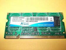 ADATA LAPTOP MEMORY DDR2 1GB PC2-3200 CODE: ADOGC1A08342