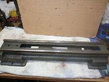 Atlas Sears Craftsman 10920630 6 Metal Lathe D3501 Bed
