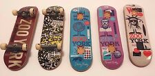 5 Rare Tech Deck 96mm Fingerboards Zoo York