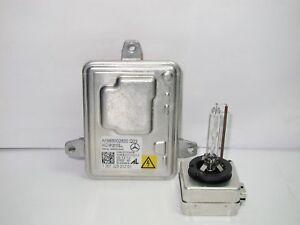 NEW OEM Mercedes C ML GL SL SLK Class Xenon Ballast Control Unit & HID bulb kit