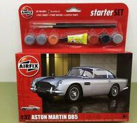 AIRFIX 1:32 SCALE ASTON MARTIN DB5 MODEL STARTER KIT A500898