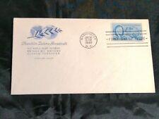 US FDC #933 Roosevelt; Cachet; Unaddressed; Washington, DC