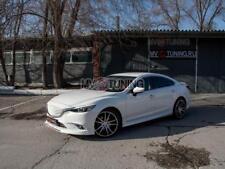Lip Body Kit SkyActiv for Mazda 6 / Atenza GJ 2015, 2016, 2017 Grand Touring
