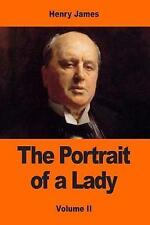 The Portrait of a Lady: Volume II by James, Henry -Paperback