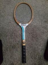 Rare Chris Evert Sentry Wood Tennis Racquet