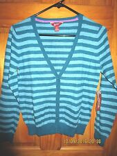 ARIZONA striped cardigan in size XL ( 14/16) for girls.NEW WITH TAGS