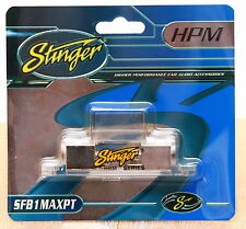 Stinger sfb1maxpt-MAXI fuseholder 4G / 8G input
