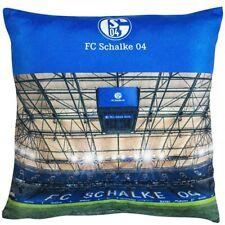 FC Schalke 04 Kissen Stadion LED Veltins Arena Logo S04 Fanartikel Kuschelkissen
