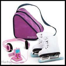 NEW IN BOX American Girl Retired Mia Mia's Accessories White Skate & MP3 Player