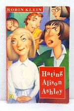 Hating Alison Ashley by Robin Klein used paperback Australian kids' classic