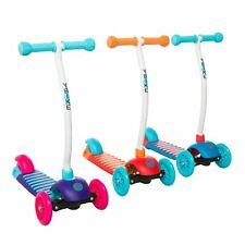 Brand New Genuine Kids Children Glx Cruze 3-Wheel Kick Scooter+Genuine Us Toy