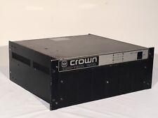 Crown Com-Tech 1600 2 Channel Power Amplifier