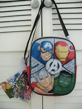 "Marvel ""AVENGERS"" Boys Shoulder/Crossbody Bag – BNWT"