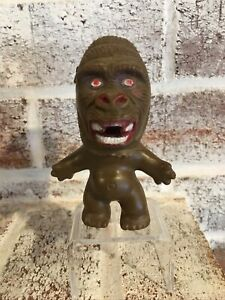 1960's Monster Nik King Kong TROLL DOLL Vintage Figure Toy