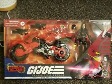 GI Joe Classified Cobra Island Baroness With Coil Target Exclusive New In Box