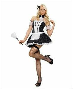 Frenchie Maid Costume, Sexy French Maid Outfit, Naughty Outfit, Kinky Roleplay