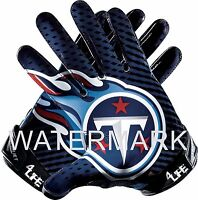 "Tennessee Titans 6"" Auto Car Truck Window/Wall Vinyl Glossy Gloves Decal Sticker"