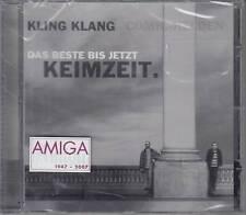 Keimzeit - Kling Klang: Das Beste Bis Jetzt (CD 2004)  NEU/Sealed !!!