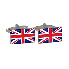 Bandiera Union Jack Gemelli Inghilterra Regno Unito Inglese Gran Bretagna