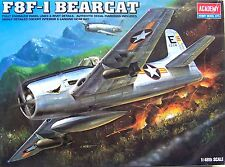 U.S.Dealer New In Box   Academy 1/48  Grumman F8F-1 Bearcat Fighter