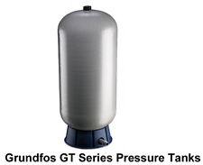 """Grundfos Pressure Tank GT-D 450L PN10 BSP 1 1/4""""F (Part No. 96528348)"""