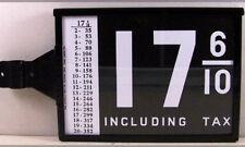 WAYNE 515 - 615 VISIBLE GAS PUMP CONDUIT MOUNT PRICER BOX FREE S&H PB-104A
