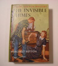 Judy Bolton #3 The Invisible Chimes, Picture Cover